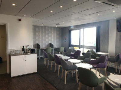 premium lounge teeside international airport
