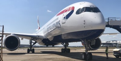 British Airways Accelerating Business credit card