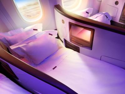 upper class bed a330