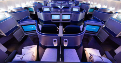United Polaris Cabin PR