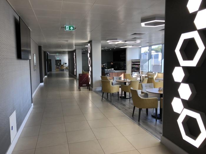 atrium hotel hatton cross cafe
