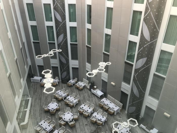 atrium hotel hatton cross view