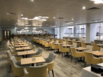atrium hotel hatton cross restaurant