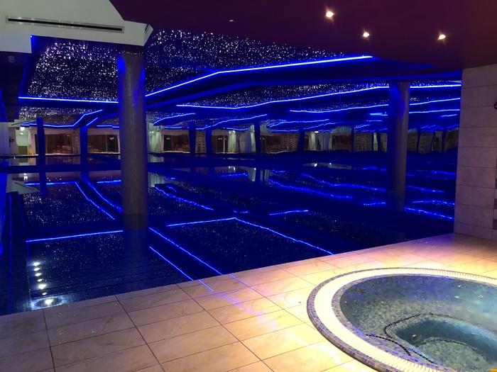 atrium hotel hatton cross pool