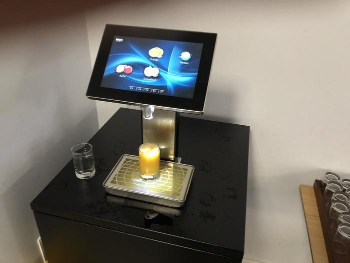 atrium hotel hatton cross drinks machine