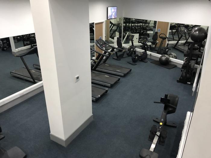 atrium hotel hatton cross gym