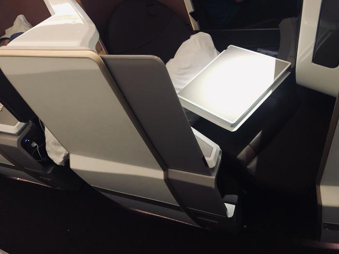 Virgin Atlantic new Upper Class A350 door review