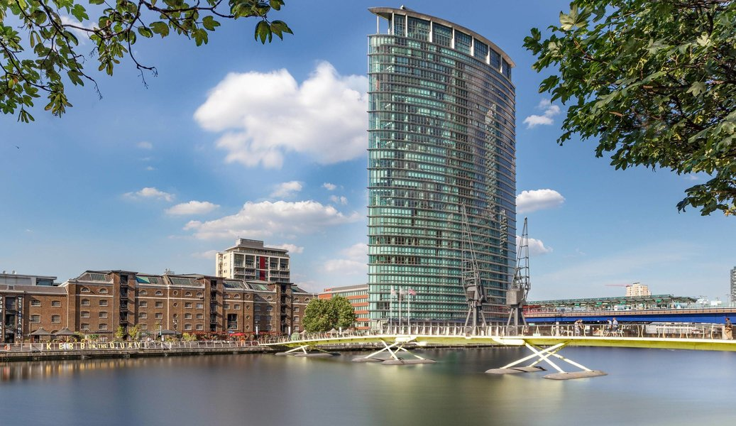 Marriott Canary Wharf review