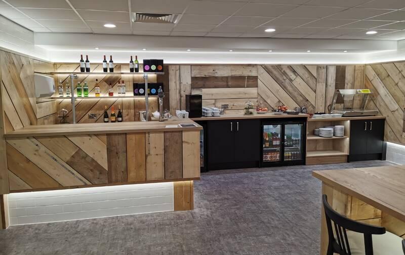Middleton Lounge Teesside International Airport