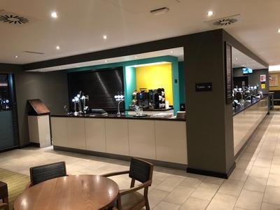 Review Premier Inn London Heathrow Terminal 4