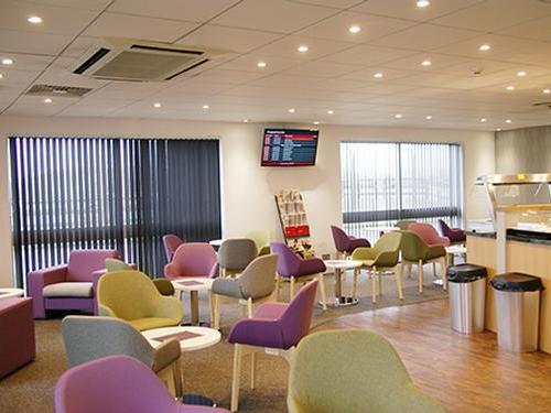 SKYLIFE lounge Teeside International Airport