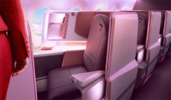 Best New Business Class Seat 2019