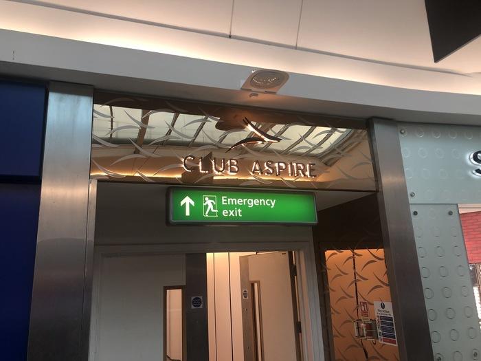 Review Club Aspire lounge London Gatwick South Terminal