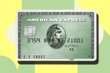 Amex Green review American Express Green card
