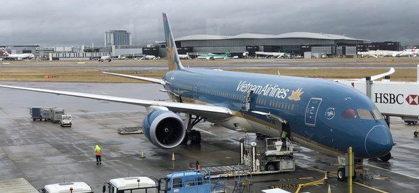 Vietnam Airlines 787