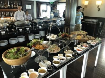 Paradise Cruises Halong Bay Paradise Elegance buffet