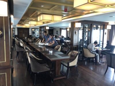 Paradise Cruises Halong Bay Paradise Elegance dining room
