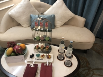 Sofitel Hotel Royal Hoi An welcome amenity