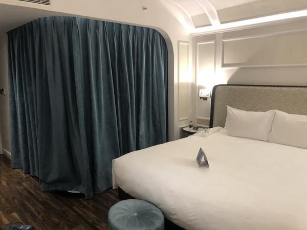 Sofitel Hotel Royal Hoi An bedroom