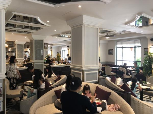 Sofitel Hotel Royal Hoi An breakfast buffet