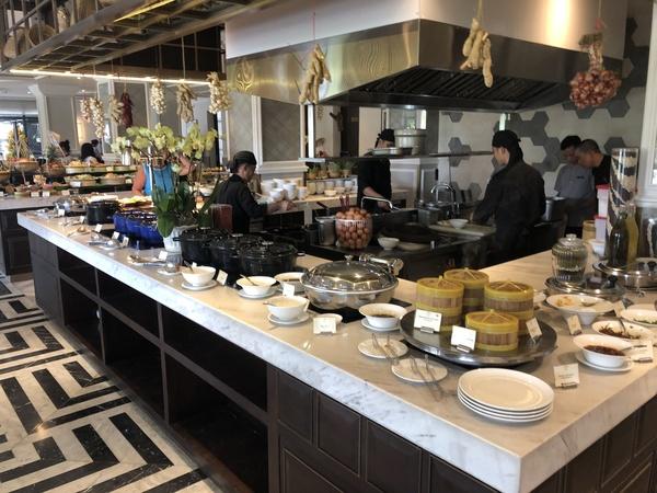 Sofitel Hotel Royal Hoi An buffet