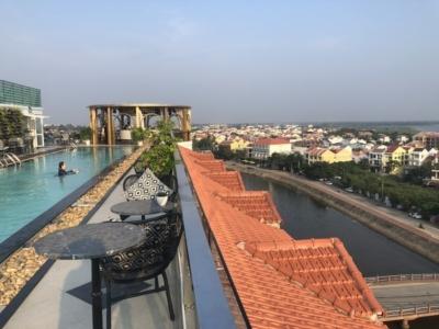 Sofitel Hotel Royal Hoi An view