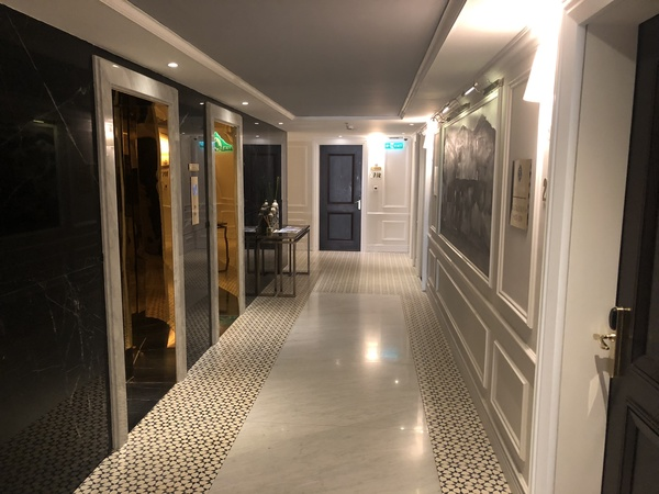 Sofitel Hotel Royal Hoi An corridor