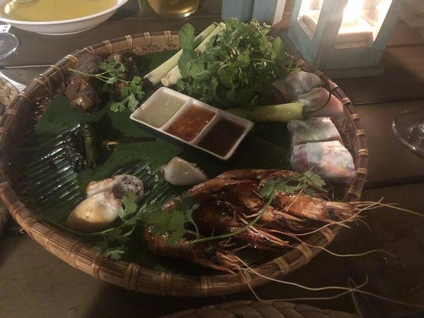 Sailing Club Mui Ne dinner