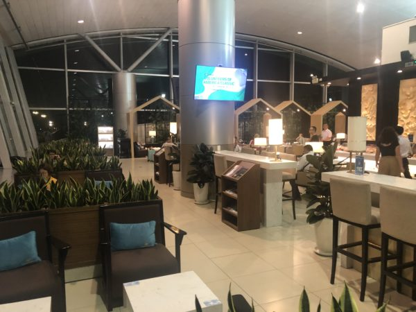 Vietnam Airlines Lotus Lounge