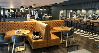 Lomond Lounge Glasgow Airport review