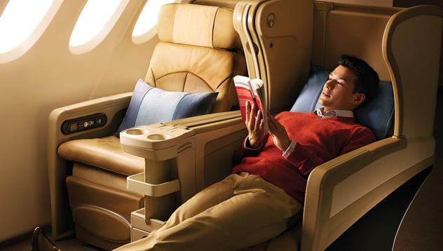 Evelop operating New York flights for British Airways