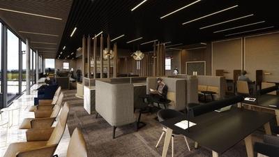 Newcastle new luxury lounge
