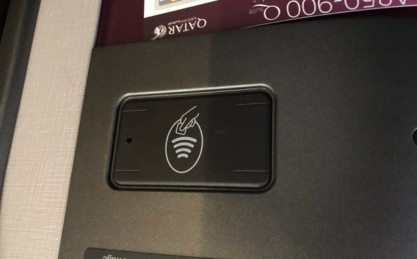 Qatar Airways Qsuite business class review A350