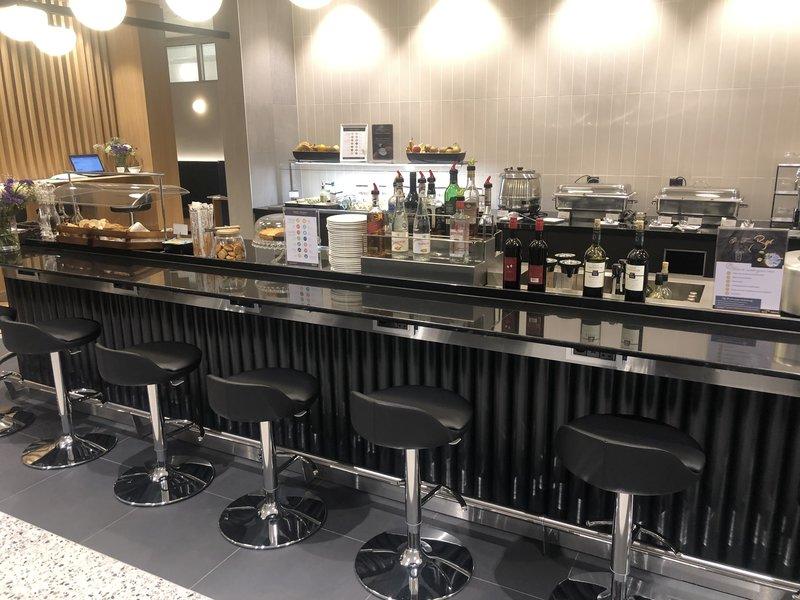 British Airways Geneva Lounge