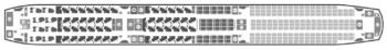 BA 787-10 seat map