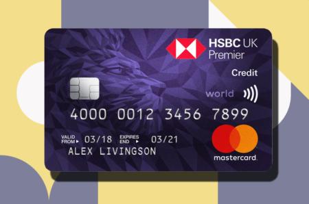 Review HSBC Premier credit card