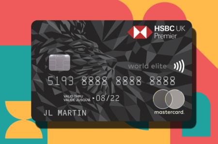 Benefits HSBC premier world elite mastercard