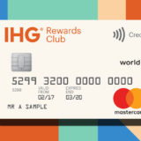 HFP IHG Rewards Club mastercard