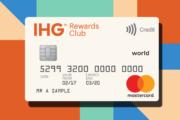 HFP IHG Rewards Club mastercard