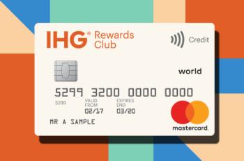 Review IHG Rewards Club mastercard