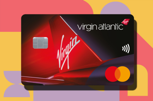 HFP Virgin Atlantic Rewards credit card