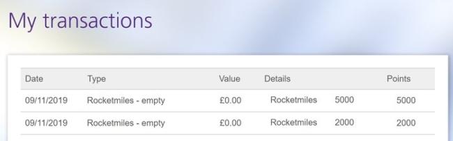 Heathrow Rewards Rocketmiles offer