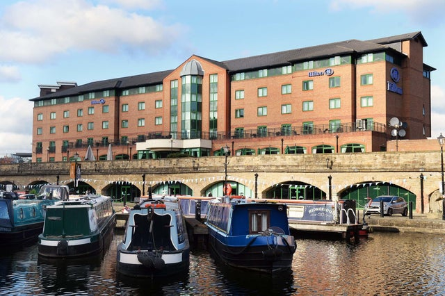 Hilton Sheffield to close