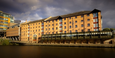 Manchester Marriott Victoria and Albert hotel