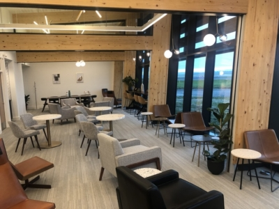 Review PremiAir VIP terminal Manchester Airport