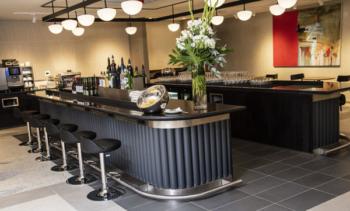 British Airways Johannesburg Lounge bar