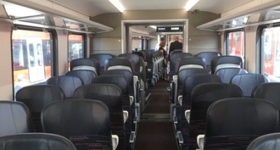 New Stansted Express trains