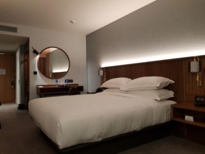 Hyatt Centric the liberties dublin review bedroom
