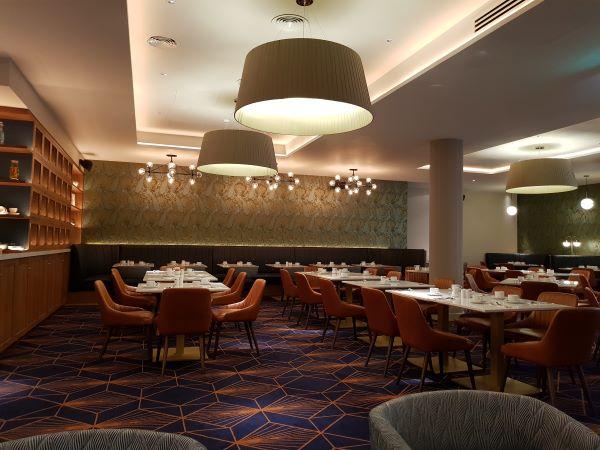 Hyatt Centric the liberties dining room review