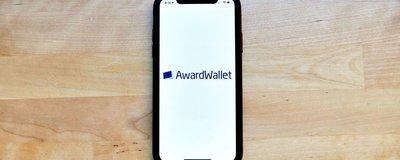 Award Wallet upgrade code